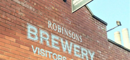 Robinsons Brewery Tour
