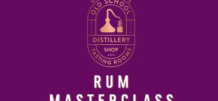 Rum Masterclass Experience