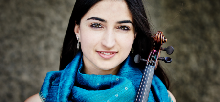 Savitri Grier, violin and Richard Uttley, piano, Thursday 16 May, 8pm