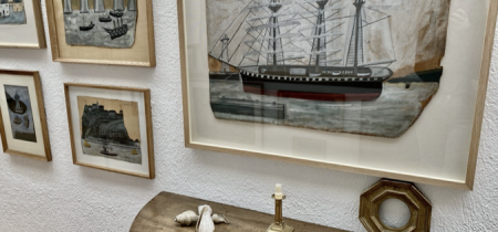 Insider Tours: Sea to Shore: Alfred Wallis & Christopher Wood, 12 December, 10am