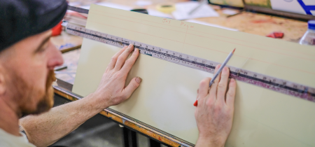 5 Day Intensive Signwriting Course: 2nd - 6th March 2020 price Inc VAT