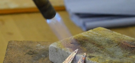 Silversmithing: Afternoon Sessions
