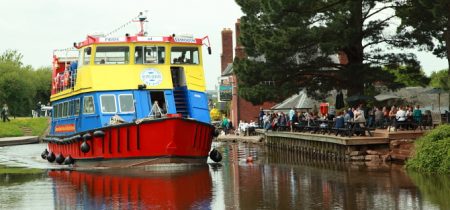 Canal Cruise (Exeter to Exmouth)