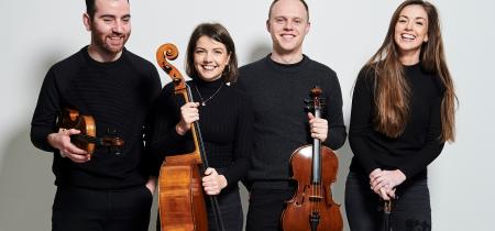 Birdsong: Solem Quartet, 12 March 2020