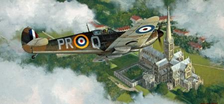 Wallop Spitfire Week - 21-27 September 2020