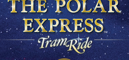 The Polar Express™ Tram Ride 2020