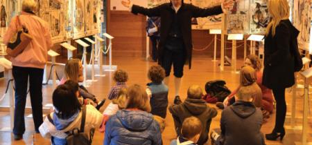 'Stitch in Time' Storytelling Workshops