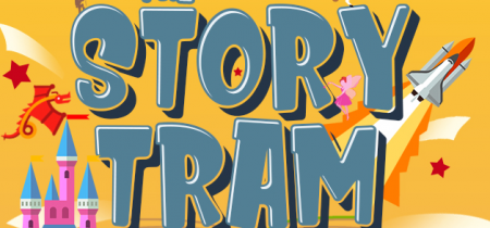 The Story Tram!