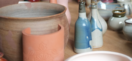 Pottery Course: Spring/ Summer