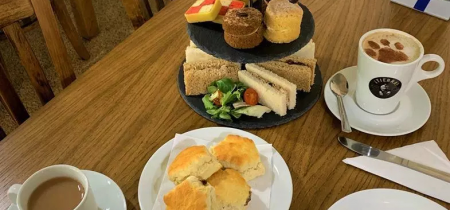 Afternoon Tea - Book Now