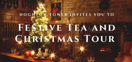 Festive Tea & Guided Tour