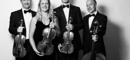 Tippett Quartet and Emma Abbate, Thursday 14 May, 8pm