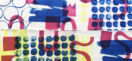 Young People: Printed Tote Bags