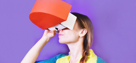 Get into Design Family Workshop: Making Virtual Reality