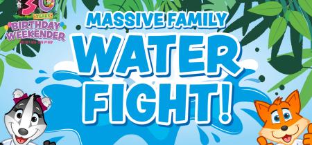 Massive Water Fight 2019