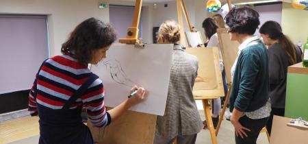 Watts Academy: Watts Drawing School