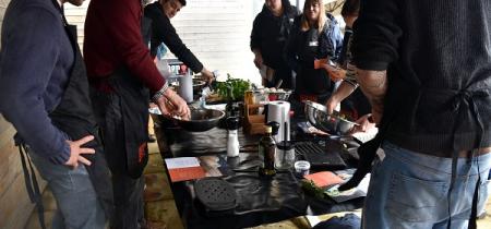 Weber Cookery Course