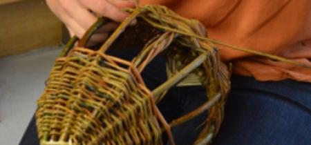 Willow Weaving: Baskets