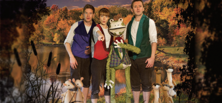 """Box Tale Soup: """"Wind in the Willows"""""""