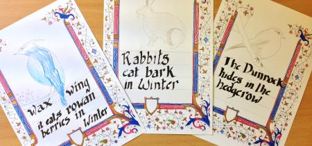Winter Beast Books Children's Workshop