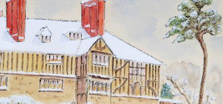 Wintery Watercolours
