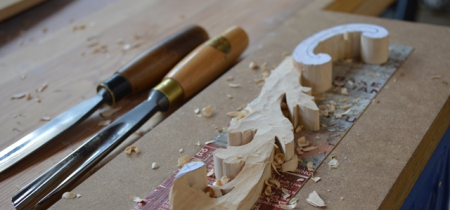 Woodcarving: Two day projects