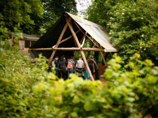 Woodland Retreat: Nature Connection Mixed - 3 nights  (with Brigit-Anna McNeill & Ollie Frame)