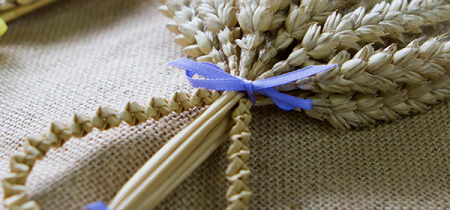 Working With Straw: Beginners' Straw Plaiting