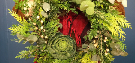 Wreath-Making Experience