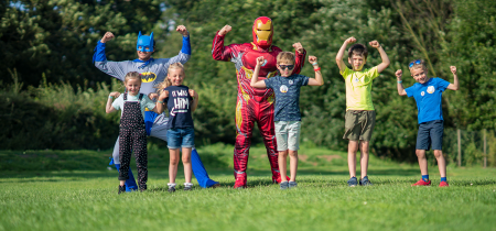 Superhero Weekend 28th/29th September 2019