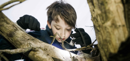 Discover Nature Day (8-11 years old)