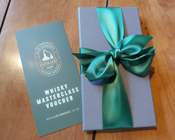 Whisky Masterclass Voucher (Two People) Image