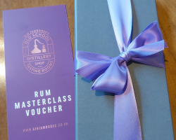 Rum Masterclass Voucher (Two People)