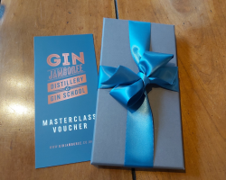 Gin Masterclass Voucher (Two People)