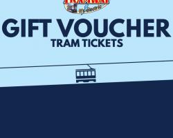 Seaton Tramway - Gift Voucher