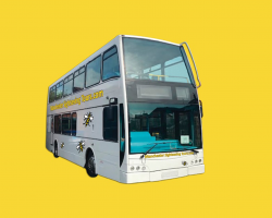 Best of Manchester: City of Firsts Bus Tour - Adult