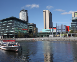 Manchester River Cruise - O.A.P.