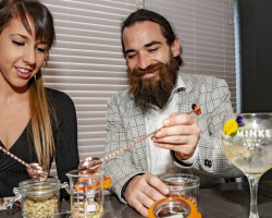 Gin School and 2 course Evening Meal Voucher