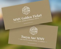 The Golden Ticket Package for Two Image