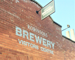 Robinsons Brewery Tour with Lunch & Gift - Package B