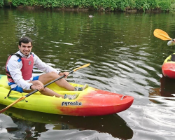 Sit On Top Kayak Hire for two
