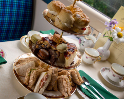 Afternoon Tea Gift Vouchers Image