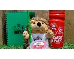 Hedgehog Gift Box Image