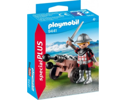 Special Plus Knight with Cannon