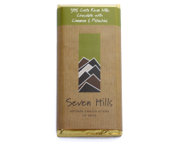 SEVEN HILLS CHOCOLATE - PISTACHIO