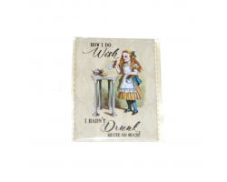 "Alice in Wonderland ""Drink Me"" Magnet"