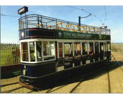 'No. 8' Postcard