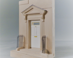 JANE AUSTEN DOORWAY