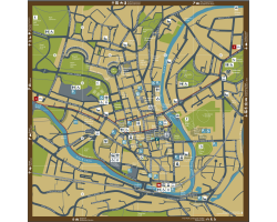 OFFICIAL MAP OF BATH Image