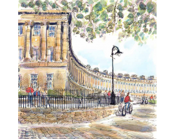 RICHARD BRIGGS ROYAL CRESCENT